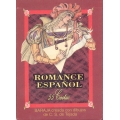 Romance Español - Spanish Romance playing cards